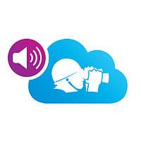 Cloud Storage теперь со звуком!