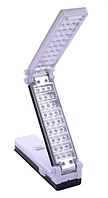 Светодиодная настольная лампа Yajia-6830 57 LED, фото 1