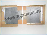 Радиатор кондиционера Fiat Doblo II 1.3/1.6D Multijet Denso Италия DCN09018