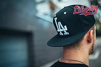 """Снепбек """"LA"""" Liberty, кепка, бейсболка, магазни кепок"""