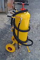 Пескоструйный аппарат Бизон  про