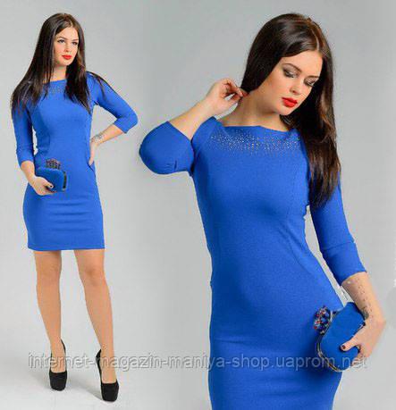 Стильное платье женское
