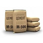 Цемент М 500 Э ПЦ II/АШ