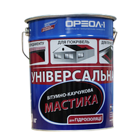 Мастика битумно-каучуковая «Универсальная» 10 кг