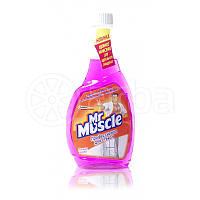 Cредство для стекол Mr Muscle Лесные ягоды 500 мл Сменная бутылка