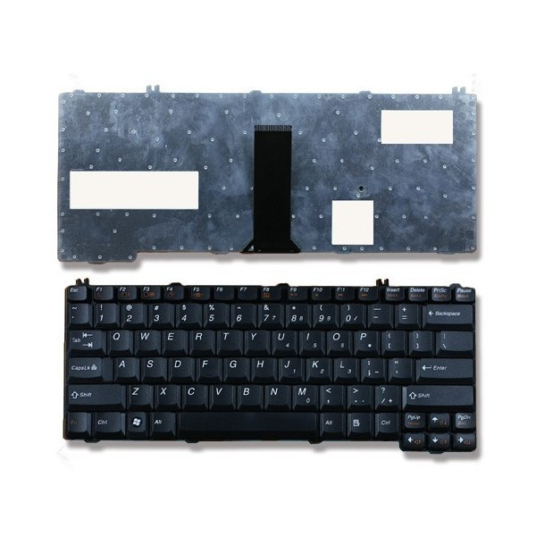 Клавиатура для ноутбука LENOVO (G400, G405, G410) eng, black