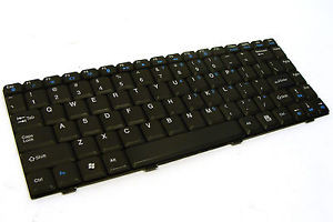 Клавиатура для ноутбука LENOVO (Y500, Y510p) rus, black, подсветка клавиш
