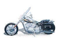 Конструктор Мотоцикл (Деревянные конструкторы)