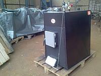 Пиролизный котел PRO-M 50 кВт. Срок горения 12 часов! (брикеты, опилки, дрова)