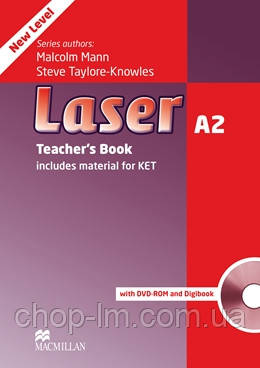 Laser A2 Third Edition Teacher's Book Pack (книга для учителя)