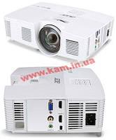 Проектор для домашнего кинотеатра, короткофокусный Acer H6517ST (Full HD, 3000 ANSI L (MR.JLA11.001)