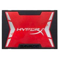 """Твердотельный накопитель SSD 2.5"""" HyperX Savage 120 GB SATA 7mm (SHSS37A/120G)"""