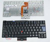 Клавиатура для ноутбука LENOVO (ThinkPad: X200, X201) rus, black