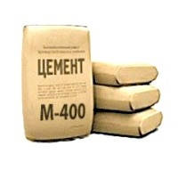 Цемент М 400 Э ПЦ II/АШ