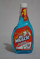 Средство для стекол Mr Muscle После дождя 500 мл Сменная бутылка