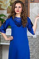 Платье Olis Style 30115 (46-52)
