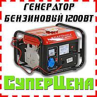 Генератор бензиновый 1200 W Kraftdele KD109 2KM, фото 1