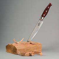 """Нож из дамасской стали 6"""" футляр в подарок!"""