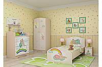 Детская комната «Зайки» (ТМ Вальтер)