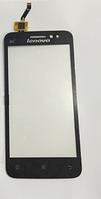 Оригинальный тачскрин / сенсор (сенсорное стекло) для Lenovo A380t (черный цвет)