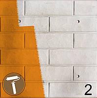 Фасадная плитка - Кирпичная кладка (Теплая плитка)