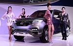 Нове покоління позашляховика SsangYong Rexton презентують у 2017 році