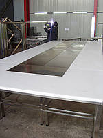 Комплекс столів для обвалки м'яса