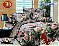 Комплект постельного белья Семейный ТМ TAG Магия ночи с компаньоном