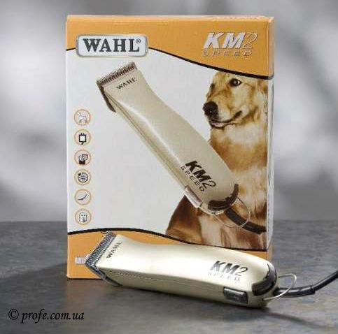 Машинка 1247-0477 WAHL KM2 для стрижки животных 45 W