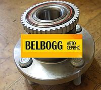 Ступица колеса задняя в сборе (с кольцом АБС) Lifan 320 Smily, Лифан 320, Ліфан 320