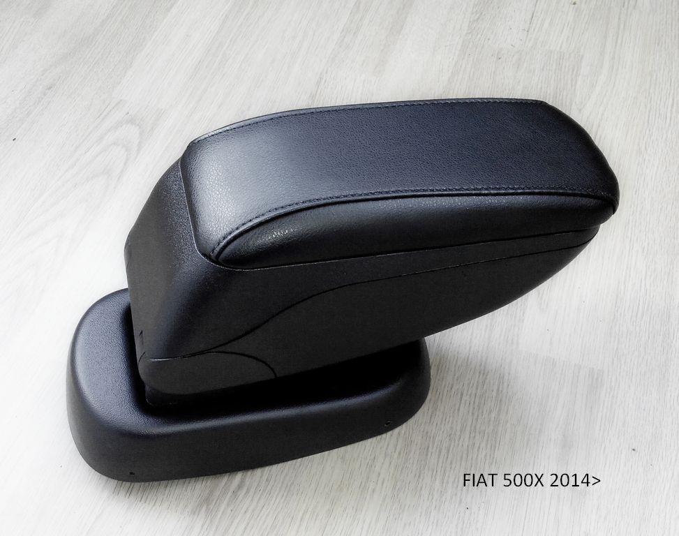 Подлокотник Armcik S2 Fiat 500X 2014> со сдвижной крышкой