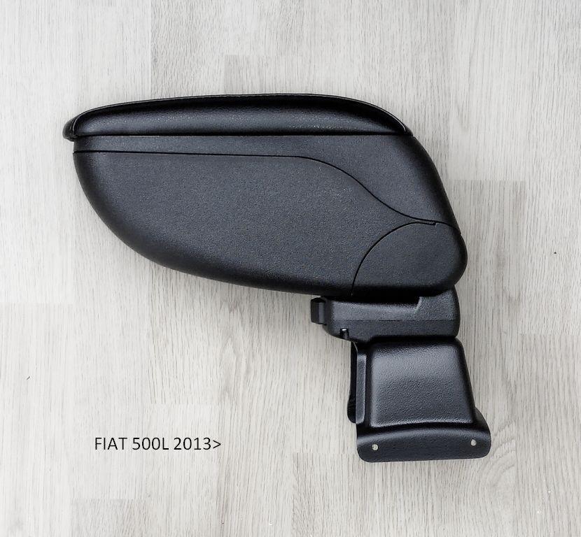 Fiat 500L 2013-2017 подлокотник Armcik S2 со сдвижной крышкой и регулируемым наклоном