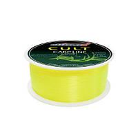 Волосінь Climax Cult Carp fluo-yellow 0,22 4,4 кг(1300м)