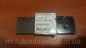 Тормозные колодки для мотоцикла  BMW 34111454724 задние