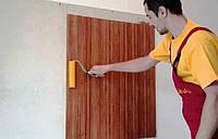 Инструкция по поклейке бамбуковых обоев