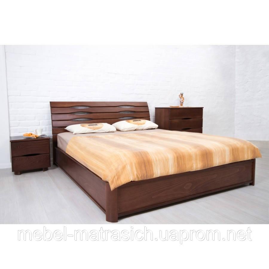 """Кровать """"Марита Люкс"""" с ящиками"""