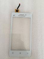 Оригинальный тачскрин / сенсор (сенсорное стекло) для Lenovo A360t (белый цвет)