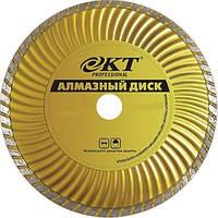 Диск алмазный KT Profi А 230х22.2 Турбоволна (10-014)