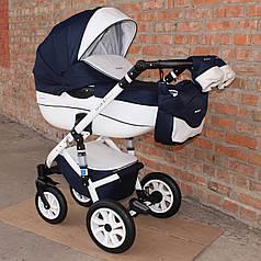 Детская универсальная коляска 2 в 1 Riko Brano Ecco 11