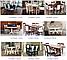 Стол обеденный, раскладной Дуэт деревянный, фото 10