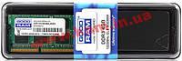 Оперативная память Goodram 4Gb DDR3 1333MHz sodimm (GR1333S364L9S/4G)