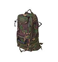 Рюкзак туристический нейлон Innturt Small A1001-3 camouflage