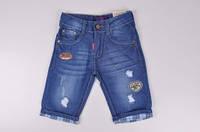 Шорты джинсовые для мальчика рост 104-146 L&G арт.L-512 (Код: 2500002365773)