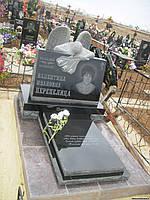 Памятник с ангелом из гранита №513