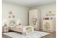 Детская комната «М+Д» (ТМ Вальтер)