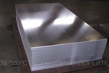 Титановый лист - листы из титана ВТ, ПТ, ОТ.
