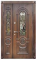 Двери входные полуторные Модель 21