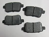 Колодки тормозные задние - Transporterparts - Kangoo 08-