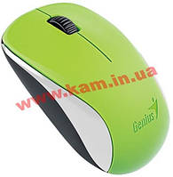 Мышь Genius NX-7000 Wireless Green (31030109111)
