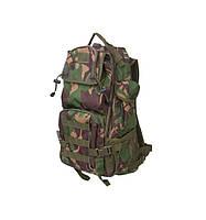 Рюкзак Туристический нейлон Innturt Small  A1002-3 camouflage